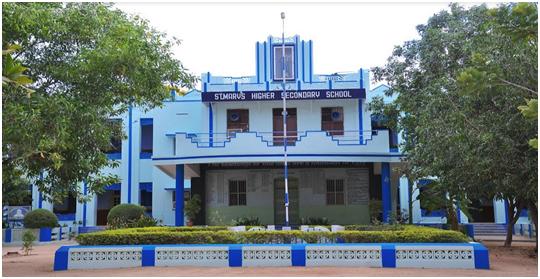 புனித மரியன்னை மேல்நிலைப் பள்ளி  விக்கிரமசிங்கபுரம்